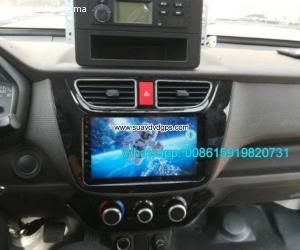 Foton Aumark TM1 TM2 radio GPS android camera