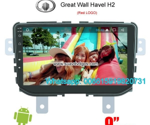Great Wall Havel H2 Car stereo radio android GPS navigation