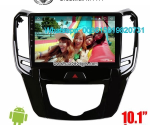 Great Wall M4 H1 Car stereo radio android GPS navigation cam