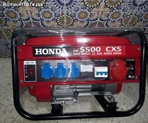 Groupe Electrogéne HONDA EM 5500 CXS