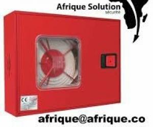 Guinée RIA Robinet incendie Armée Conakry Guinée