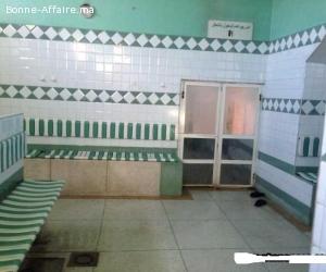 Hammam 1000M² à Bouznika