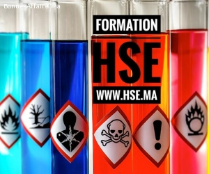 HSE.ma Formation risques chimiques Maroc