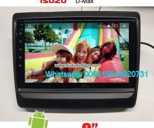Isuzu D-Max 2019 2020 Android car player