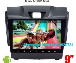 Isuzu DMax Pickup Android car player