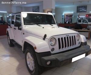 Jeep Wrangler 2016 Prix: 65.000 DH