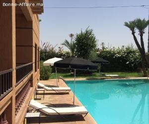 Jolie Villa a route Warzazate sur Marrekech