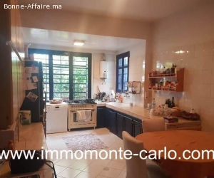 Jolie villa avec jardin en location Hassan Rabat