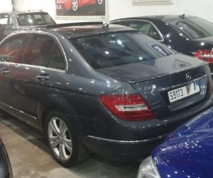 La classe de Mercedes Benz