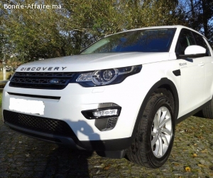 Land Rover Discovery Sport TD4 SE  182432,25 MAD