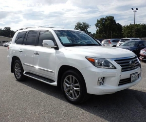 Lexus LX 570 2015 model for sale