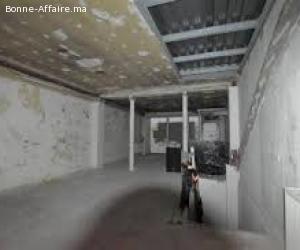 local commercial sur 350 m² en location