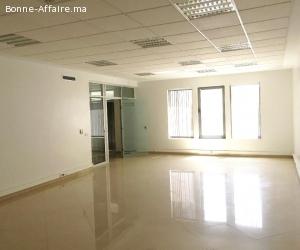 Local industriel de 2.200 m² + zone bureau à Nouaceur