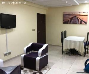 Location appartement meublé à Islan Agadir