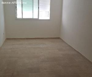 Location d'un appartement vide bien située à Rabat,