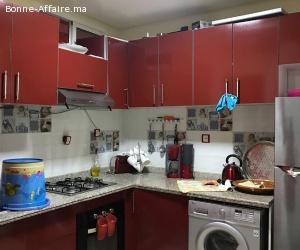 Location d'un bel appartement meublé, climatisé, à Hay Houda