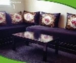 location d'un studio meublé à  à l'agdal