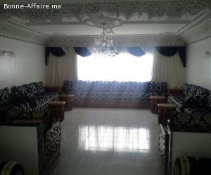 Location d'une appartement meublè à hassan, Rabat