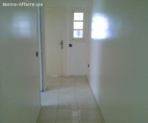 Location d'une appartement vide à l'agdal, Rabat