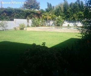 Location d'une jolie villa meublè à lonep