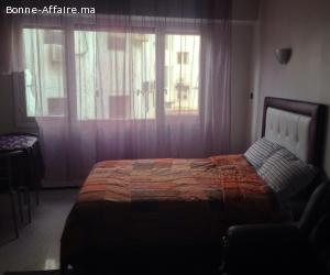 Location d'une studio bein meublè à hassan, Rabat
