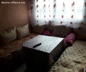 Location d'une studio meublè à l'agdal, Rabat