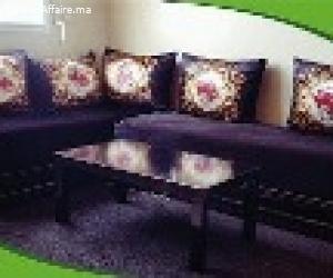 Location journalier d'un studio meublé à Agdal