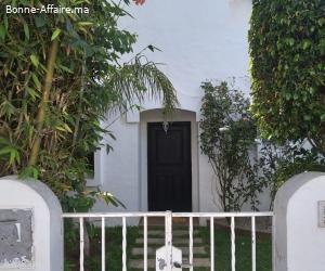 Location journalier d'un villa meublée à Dar Bouaaza