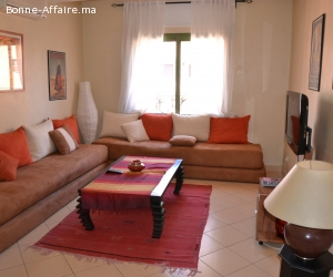Luxe appartement a louer marrakech