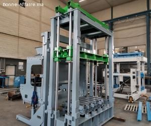 Machine a parpaing Automatique SUMAB R 400
