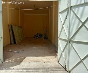 magasin en location 60m² à quartier industriel