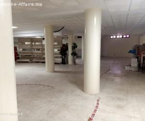magasin et Show Room en location à marrakech