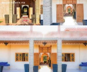 Magnifique ferme à marrakech avec villa a louer