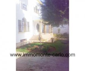Magnifique Villa à louer à Souissi RABAT