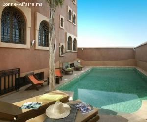 Magnifique villa en vente m²  de 630  à Marrakech