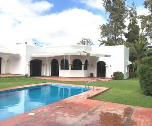 Maison de charme en location à Rabat Souissi