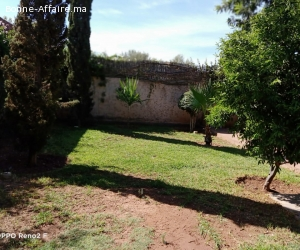 maison en location à la route de l'ourika