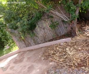 maison en location longue durée à la route de l'ourika