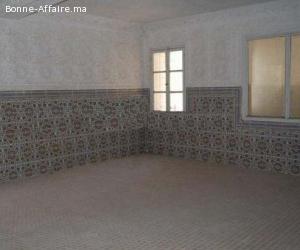Maison Tanger à vendre