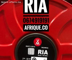 Maroc étude installation réseau RIA Robinet incendie Armé