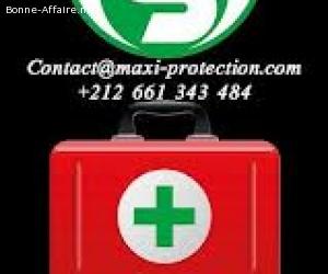 Maroc trousse de premier secours