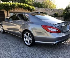Mercedes Benz CLS 350 CDI PACK AMG 265cv Nacional
