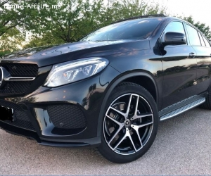 Mercedes GLE coupé Fascination