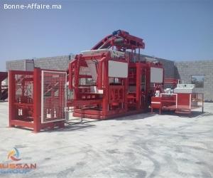 machines fabrication des briques, pavés , machine parpaing