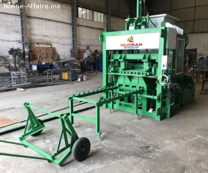 MG 4.1 Machine a brique, pondeuse de brique, bordure, hourdi