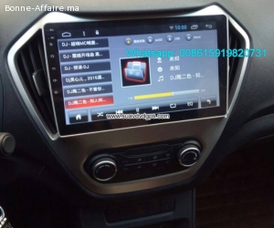MG GT Car audio radio update android GPS navigation camera