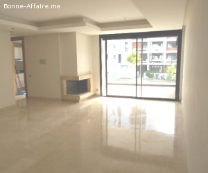 Moderne appartement meublé en locationà Rabat AGdal