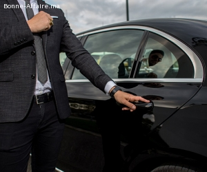 Mondial service cherche un chauffeur