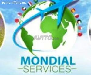 Mondial service