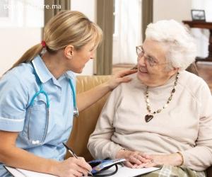Nounou/Infirmière  et garde malade